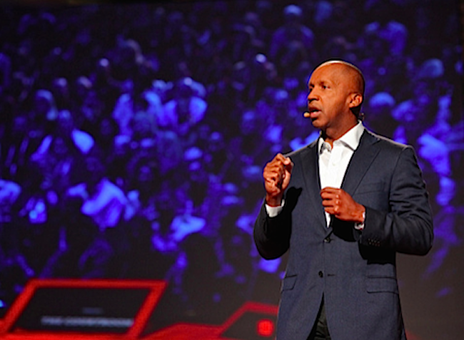 Bryan Stevenson at TED