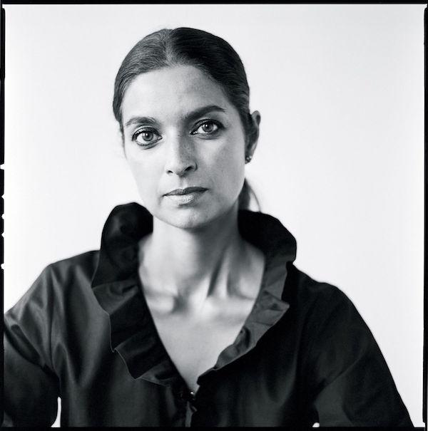 Jhumpa Lahiri by Brigitte Lacombe