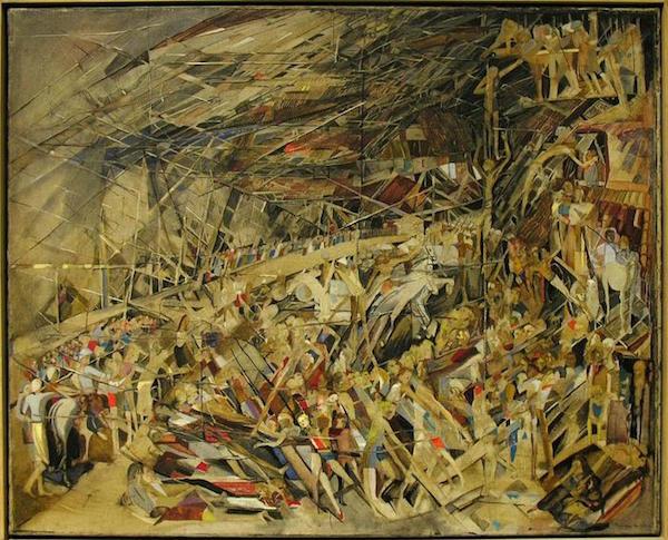 Le desastre, 1942